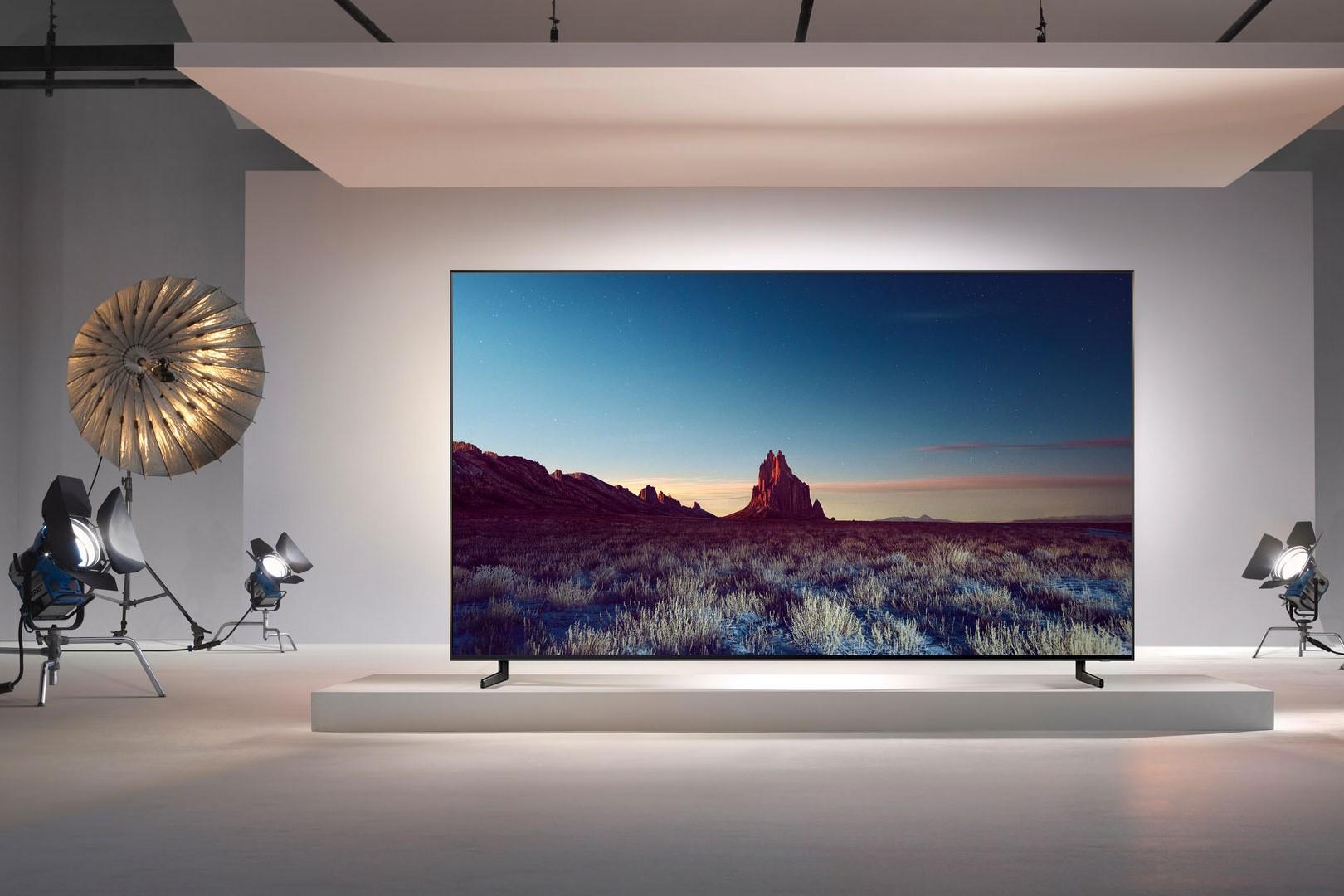 Tv lifts Sea & Symphony per integrare in modo armonico schermi di dimensioni importanti.