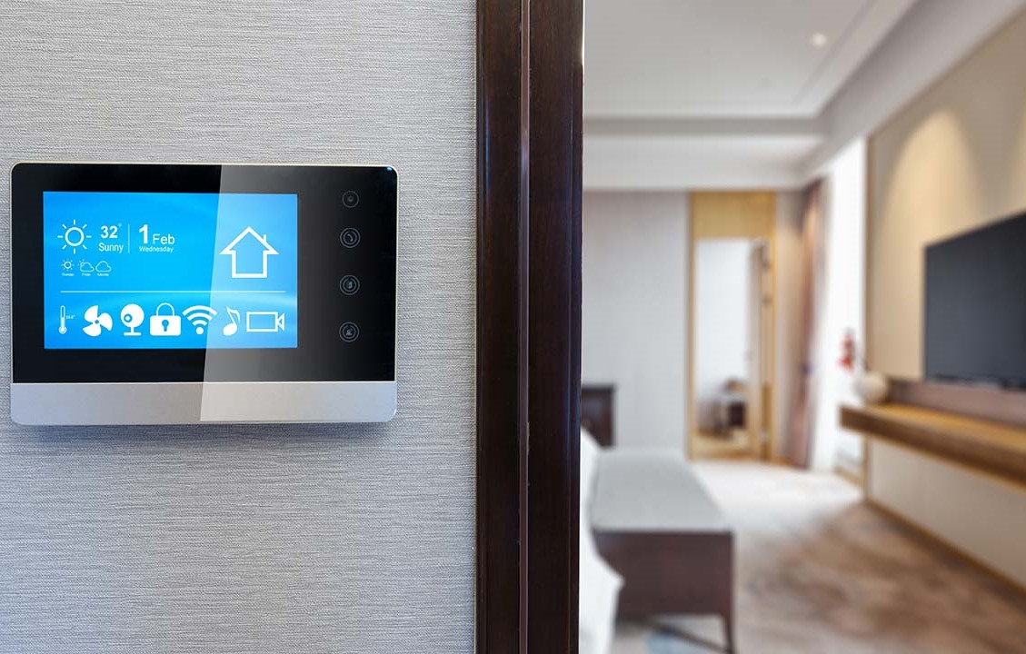 Tv lifts integrabili nella domotica domestica